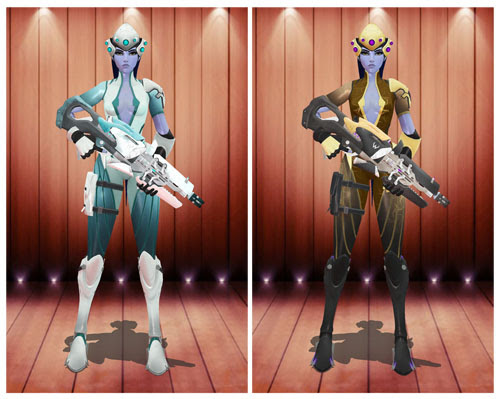 Widowmaker Epic Skin