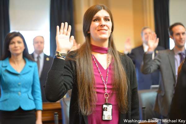 Danica Roem, gay news, Washington Blade