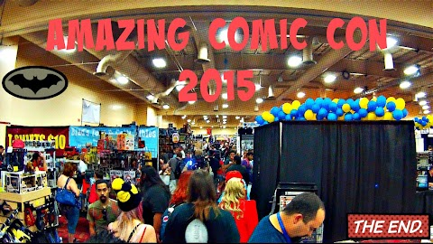Las Vegas Comic Con 2015