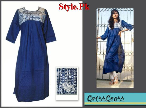 Latest Casual Wear Collection for Summer by Crisscross 2012 005