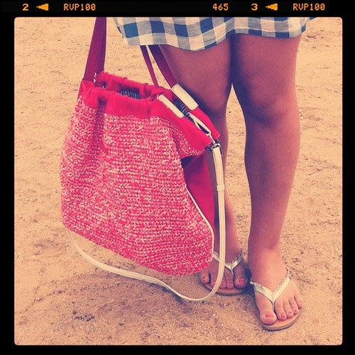 beachy bag