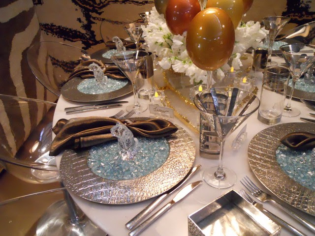 Thanksgiving Tabletop Decorating, Inspired by DIFFA Dining by ...