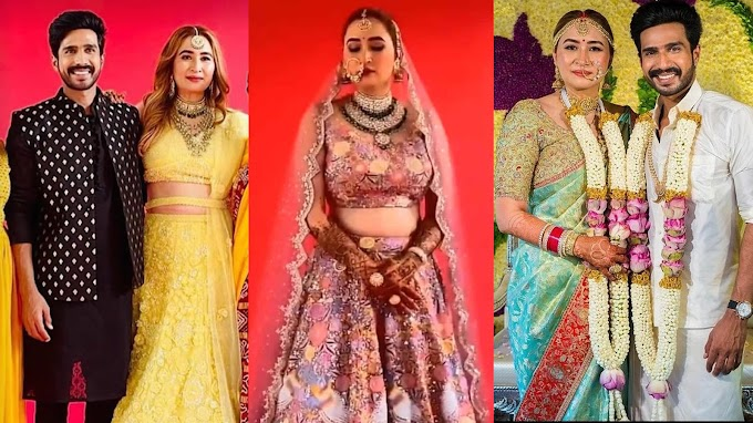 As Vishnu Vishal and Jwala Gutta tie the knot, here are inside glimpses from their wedding festivities | Tamil Movie News - Times of India