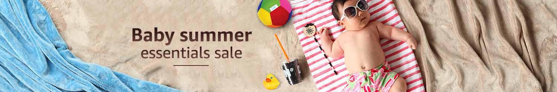Baby Summer Essentials