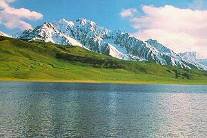 Shandoor Lake By Rakaposhi.