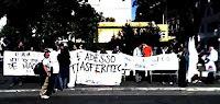 Roma, 8 ottobre 2007: manifestazione del Comitato pro De Magistris