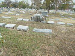 Webb family, Masonic Garden, Block 2, Lot 105