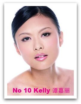 Miss Astro 2008 ~ Kelly