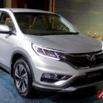 Honda, Honda CRV Terbaru 2015: First Impression Review Honda CRV Facelift 2015 Indonesia