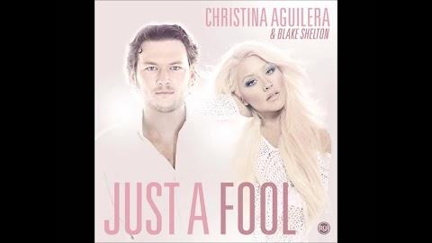 Christina Aguilera And Blake Shelton Just A Fool Lyrics