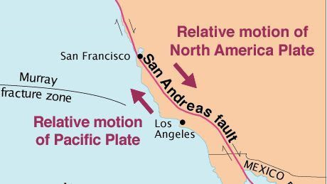 Image result for Movement Near San Andreas,