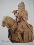 escultura de pedra calcária