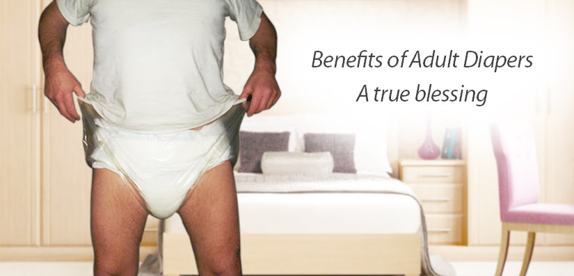 Advantages of Adult Diapers