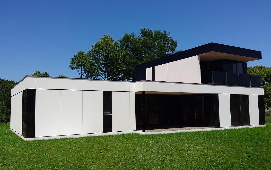 Casas de madera prefabricadas casas modulares vigo - Casas prefabricadas en pontevedra ...