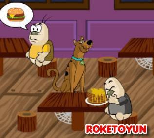 Garson Scooby Doo Oyunu