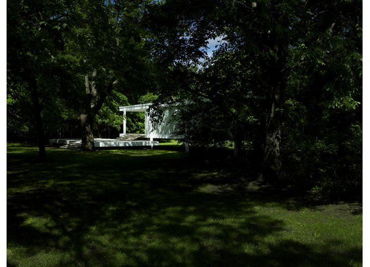 Farnsworth House  Illonois, USA