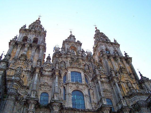 Santiago de Compostela Cathedral on GlobalGrasshopper.com