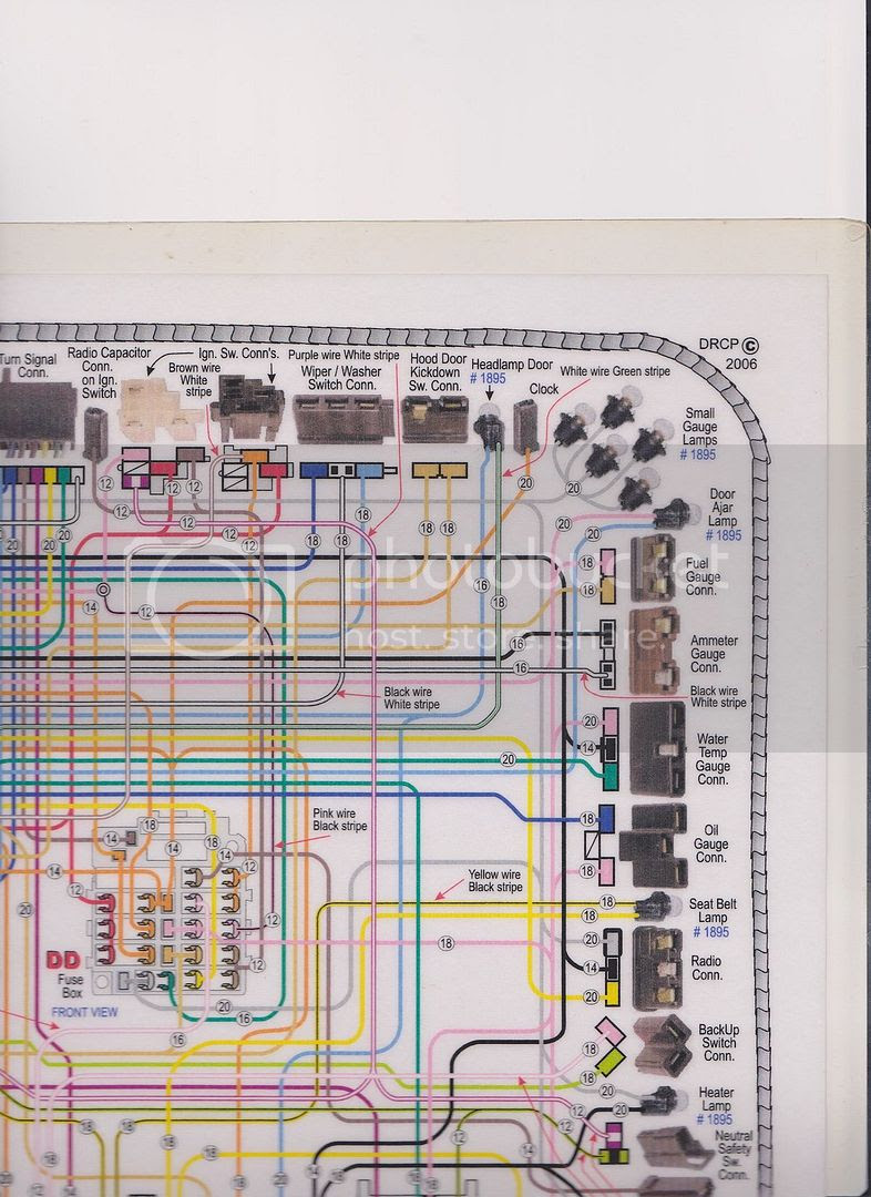 Anyone Have a 1977 Wiring Diagram? - Page 2 ...