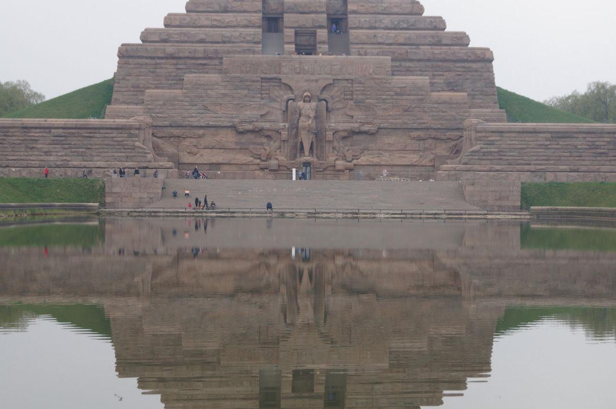 O Monumento à Batalha das Nações : O maior monumento da Europa 10