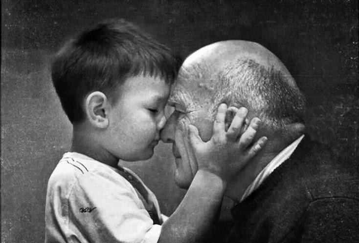 Palabras A Mi Abuelo Con Alzheimer Tú No Sabes Quien Soy Yo Pero