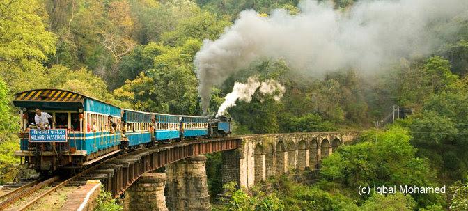 Ooty train