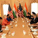 Secretary Clinton Meets With Indian Foreign Minister Krishna