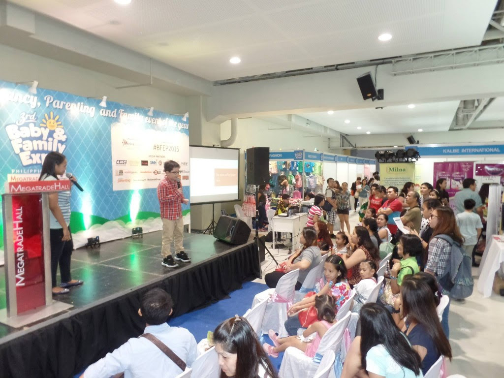 Patrick Gabriel Gonzales gives parenting tips from a kids point of view