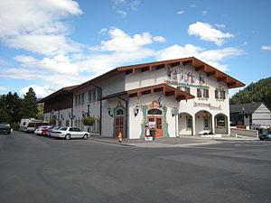Festhalle, Leavenworth, Washington.