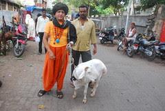 Haroons Dumba Goat Chinckpokli Road Bandra by firoze shakir photographerno1