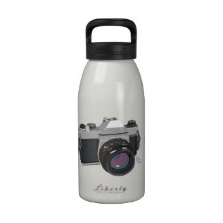 Camera Waterbottle Drinking Bottles