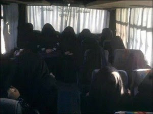 οι χριστιανές σκλάβες στην υπηρεσία και τις διαθέσεις των τζιχαντιστών στο Χαλέπι
