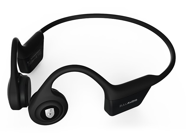 Zulu Exero Bone Conduction Headphones for $34