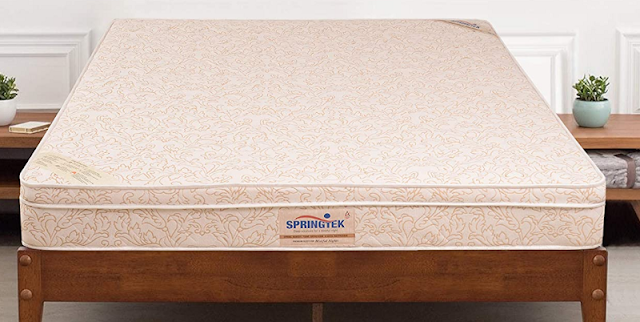 Best 3 Pocket Spring Mattress in India 2020 - Review