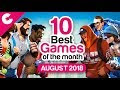 Hits Top 10 Best Android/iOS Games - Free Games 2018 (August)