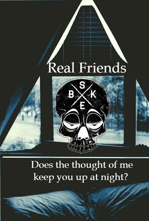 Real Friends Band Wallpaper Traffic Club