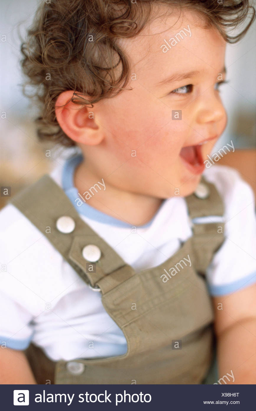 Happy Baby Boy Happy 9 Month Old Baby Boy Stock Photo 281086928
