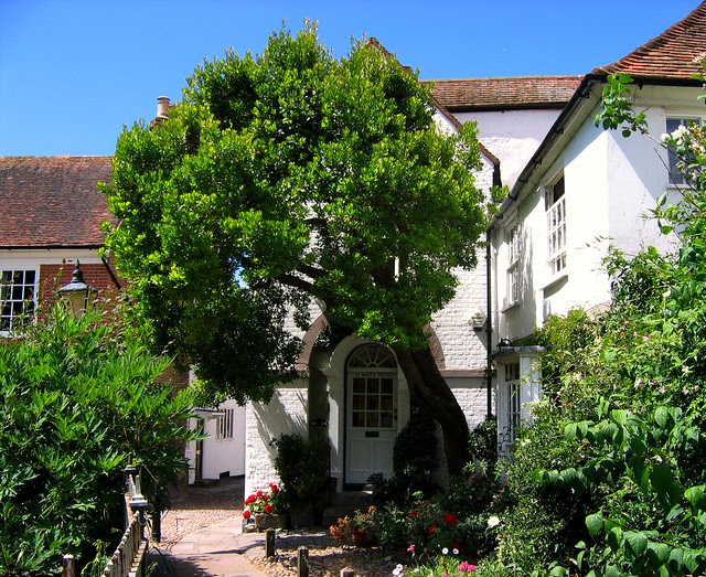 St. Marys House in Rye, East Sussex