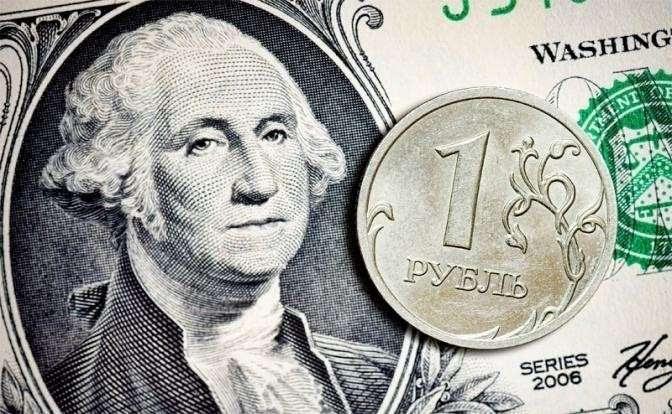 Мировой финансовый кризис: рубль не по детски попёр на доллар