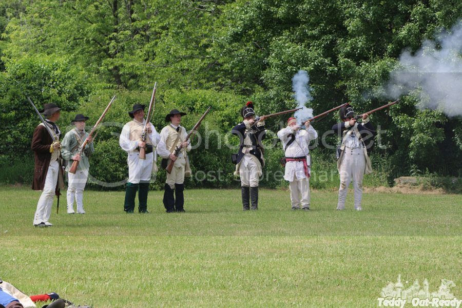 The Battle of Black Creek