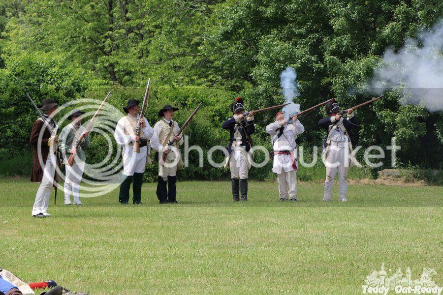 The Battle of Black Creek