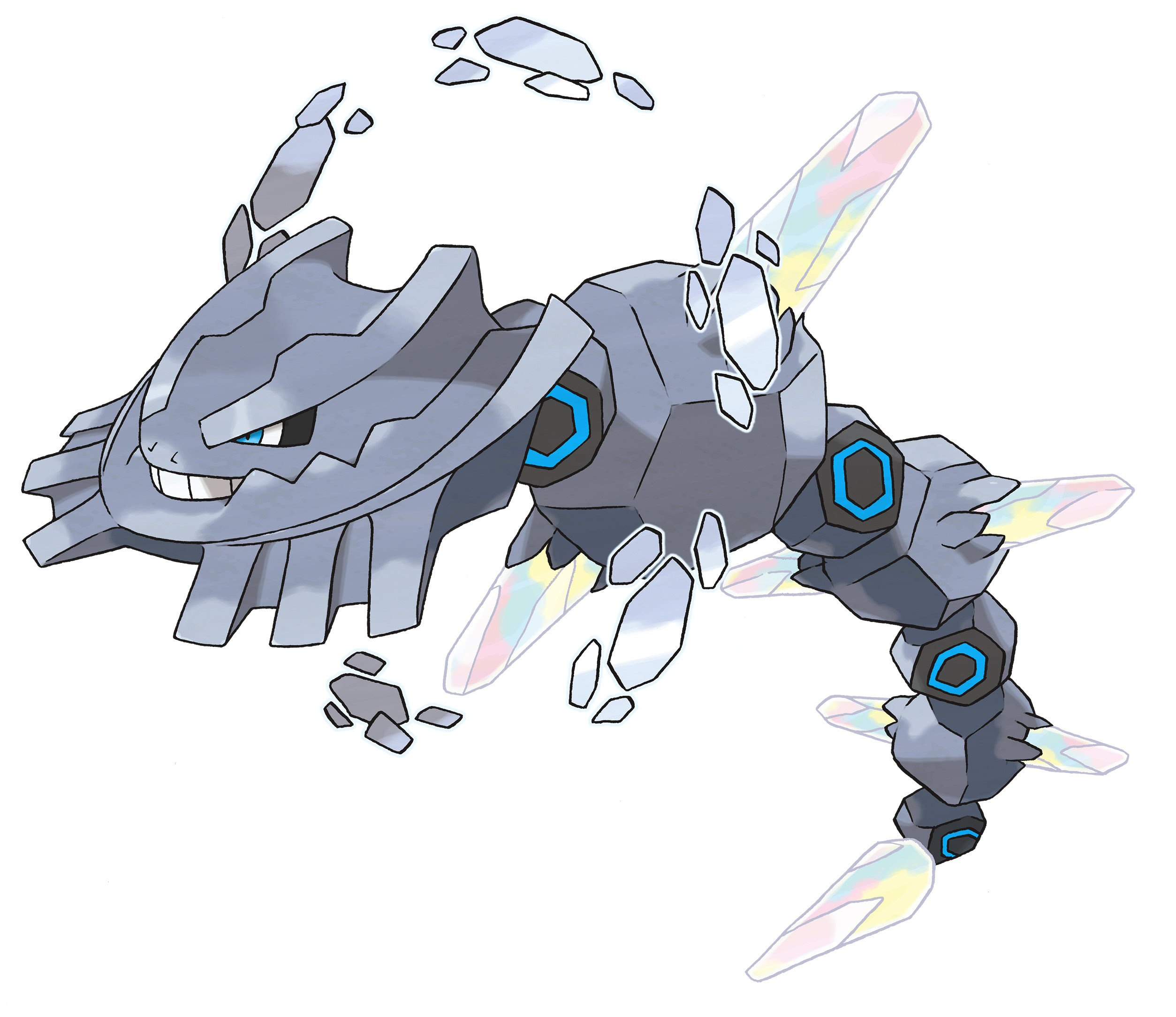 Mega Steelix and Mega Glalie Confirmed for Pokémon Omega