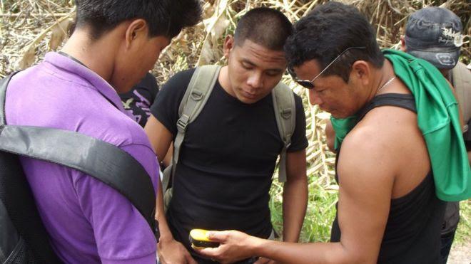 Wai-Wai training underway in Kanashen