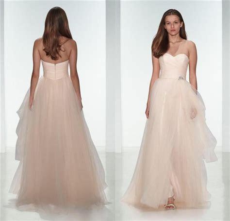 dress, blush wedding dresses, a line wedding dresses, 2016