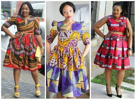 30 Ankara Plus Size Pleated Dresses For Women On The Big
