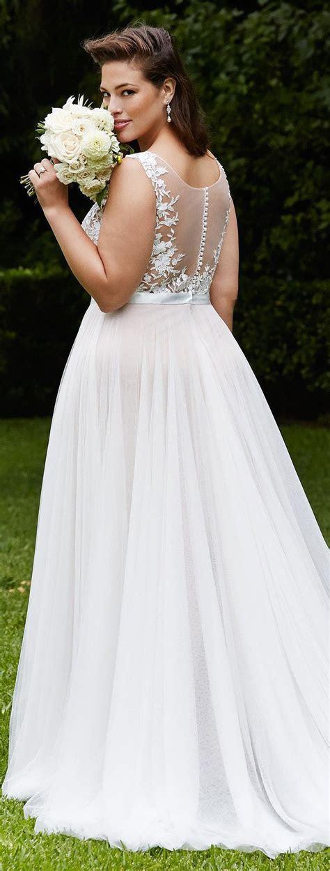 17  ideas about Curvy Wedding Dresses on Pinterest   Lace