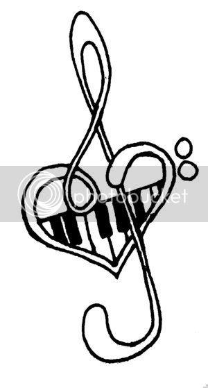 piano tattoo. 91%