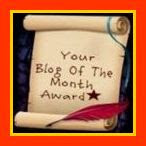 Blog Of The Month....From Jun..