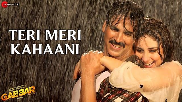 teri meri kahani lyrics - Arijit Singh & palak Muchhal   lyrics for romantic song