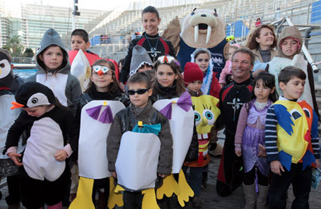 Halloween en el Oceanogràfic y el Museo de las Ciencias de Valencia