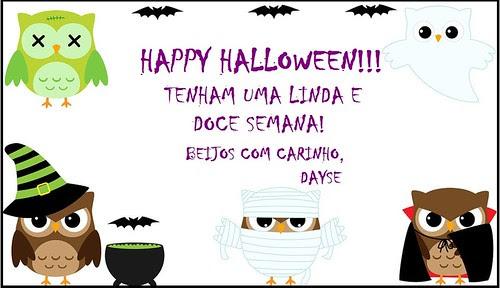 HAPPY HALLOWEEN!!! by Menina Prendada -